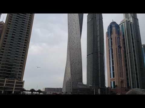 Dhow Ship Tour at Dubai Marina 09.02.2017