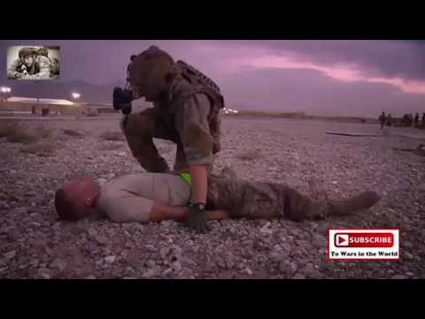 Air Force Pararescue / Mass Casualty Rehearsal