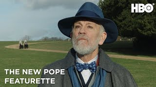 The New Pope: Character Confessional | John Malkovich Featurette | HBO
