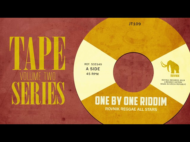 Rovník Reggae All Stars - One by one Riddim (Tape Series vol. 2)