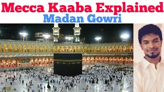 Mecca Kaaba   Tamil   Madan Gowri   MG