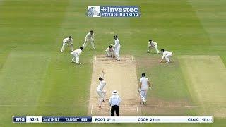 England v New Zealand highlights, Day 5, Headingley Test