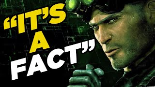 2021 Splinter Cell CONFIRMED By Sam Fisher Voice Actor