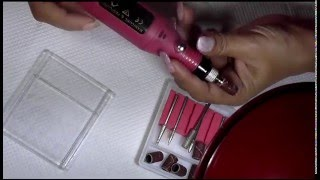 Born Pretty Rotrary electrical buffer and Nail cutter