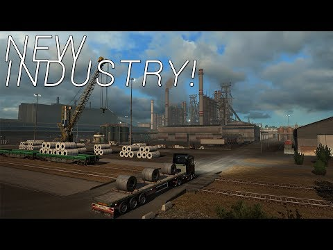 NEW INDUSTRY! Italia DLC | Truck Simulator NEWS | Nelvo