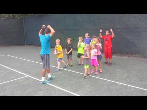 Bluewater Bay Sports Camp Week 8, 2017