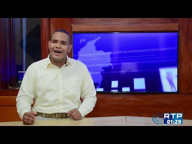 Emisión RTP Noticias   13 de enero de 2021