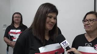 Promotoras Legais Populares recebem moção de Rose Ielo