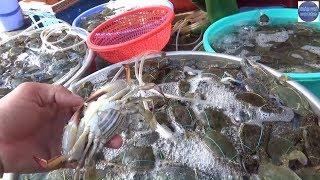 Chợ Dương Đông Phú Quốc Hải Sản tươi ngon và nhiều bậc nhất miền tây/Vietnamese market