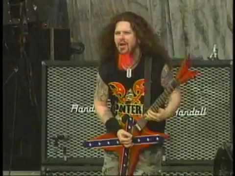 Pantera Walk-Live Ozzfest 1998