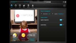 SmartCasa Home Automation (navigation AV equipment)