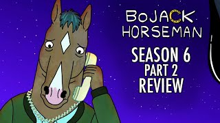 BoJack Horseman Season 6 is a PERFECT Ending (Final Review)