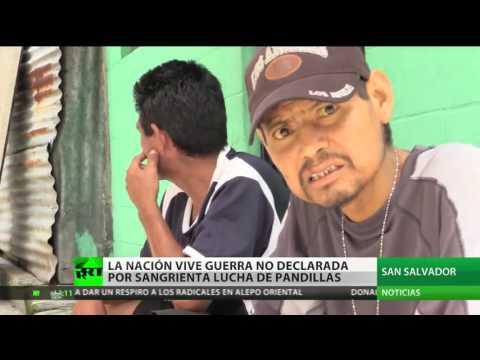 El Salvador, campo de batalla de una guerra no declarada