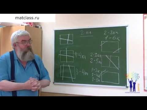 знакомство с геометрией