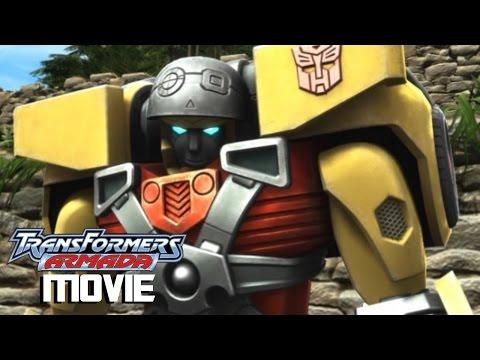 Transformers - (Armada) 2004 Game - Full Movie/ All Cutscenes (PCSX2 Remastered 1080p HD)
