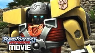 Transformers - (Armada) 2004 Game - Full Movie/ All Cutscenes (PCSX2 Remastered 1080p HD)