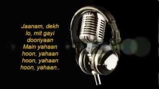 Jaanam Dekhlo- Veer Zaara- Cover by Raviraj