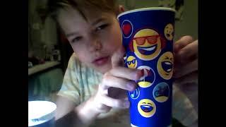 Обзор стаканчиков из KFC! Стаканы Pepsi! TIm123!