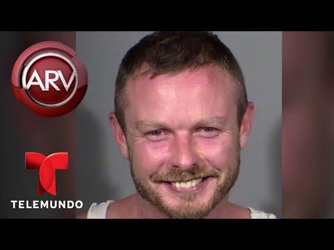 Hombre intenta atacar a Britney Spears durante concierto | Al Rojo Vivo | Telemundo