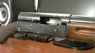 ブローニング オート5 実銃レビュー Part1