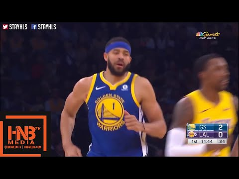 Golden State Warriors vs Los Angeles Lakers Full Game Highlights / Week 10 / Dec 18