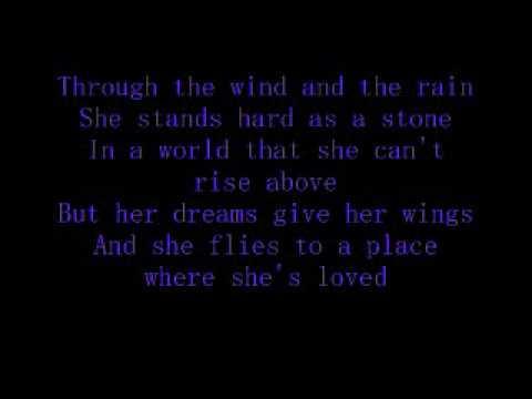 Martina McBride – Concrete Angel Lyrics | Genius Lyrics