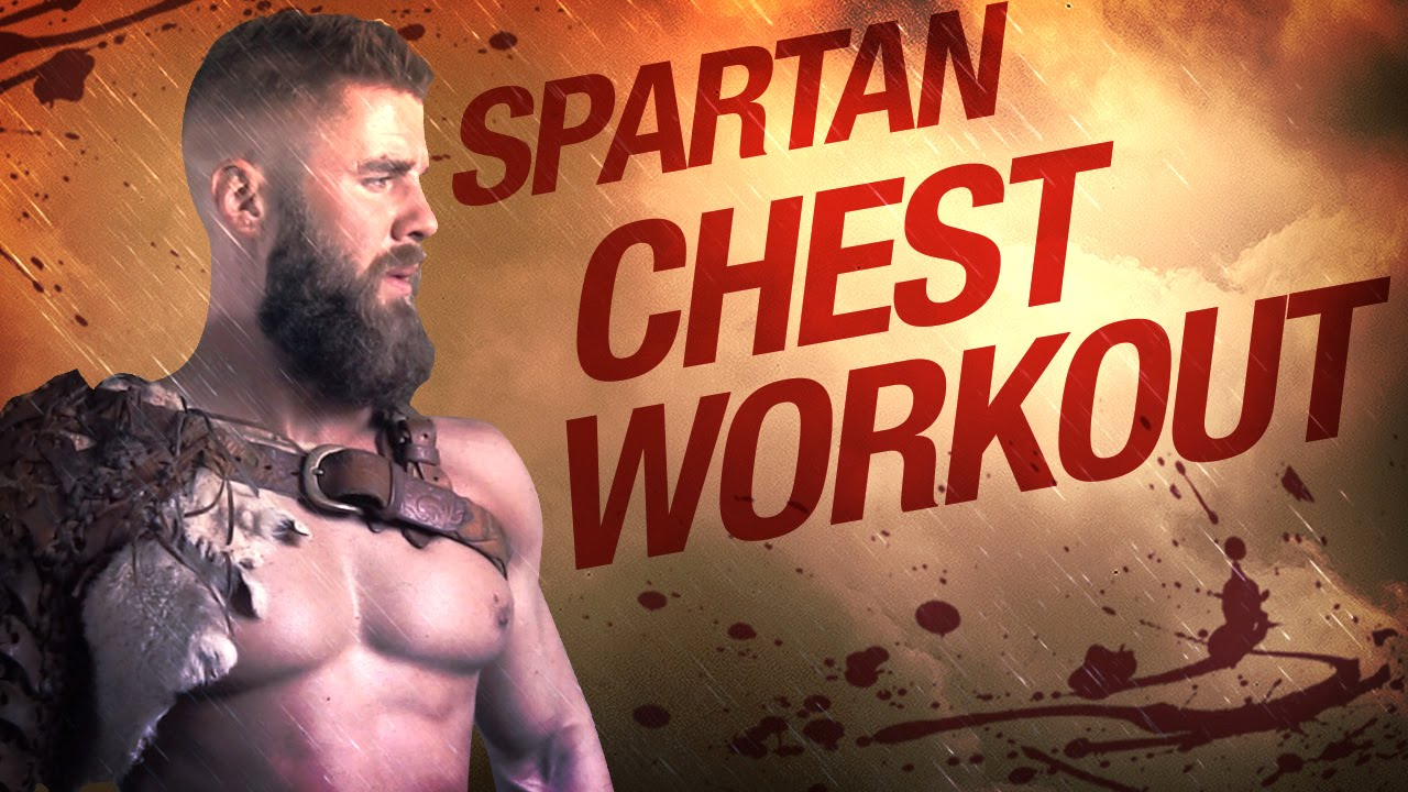 Chest Workout For Mass Big Exercise Routine