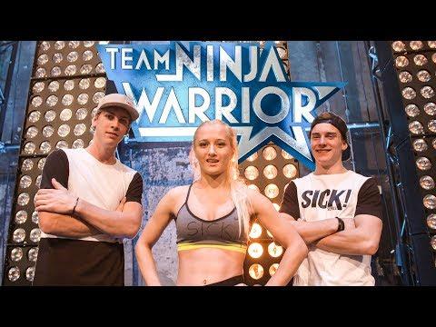 Team Ninja Warrior X Sick Series #46