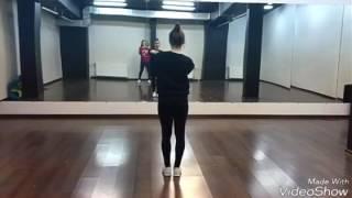 Видео урок Хип хоп от моей любимой учительницы по танцам Дарья Рощупкина