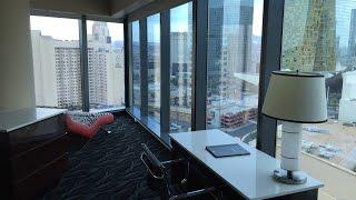 View Bedroom Premier Suite Elara Las Vegas