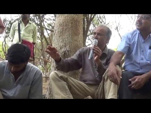 Informal Talk the HCU Students and Registrar through two faculty members - Justice For Rohith