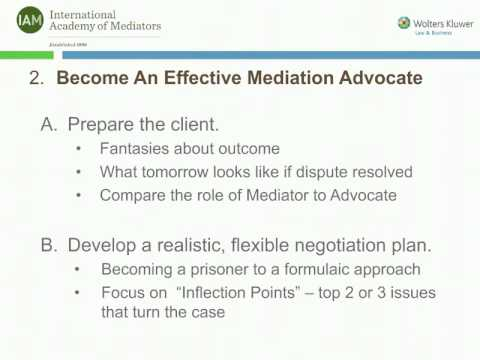 7 Ways to Make Your Next Mediation Successful