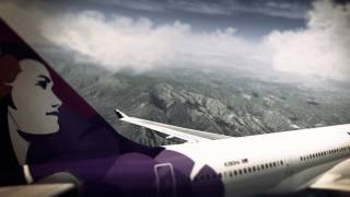 FSX - Congratulations on your wedding!!! RKSI - PHNL Honeymoon flight