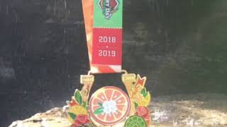 BHRS S3 Lucky Charm Challenge Medal