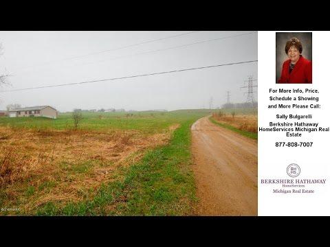 7205 Poorman Road, Battle Creek, MI Presented by Sally Bulgarelli.