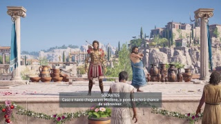 Assassin's Creed Odyssey #27 - ps4 - (Gameplay ao vivo em Português PT-BR)