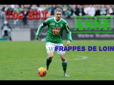 Top 10 buts Frappes de loin ASSE (Partie #1)