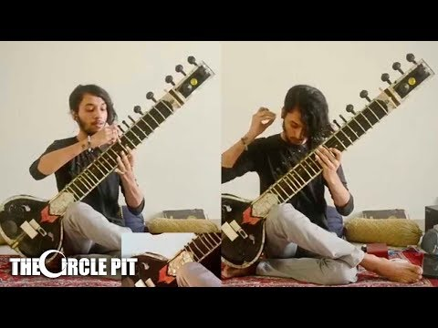 Meshuggah - Bleed - Sitar Cover