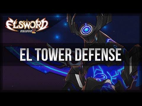 Elsword Official - El Tower Defense Trailer