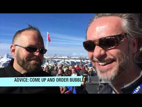 SKI TV® Visiting Gstaad, Switzerland
