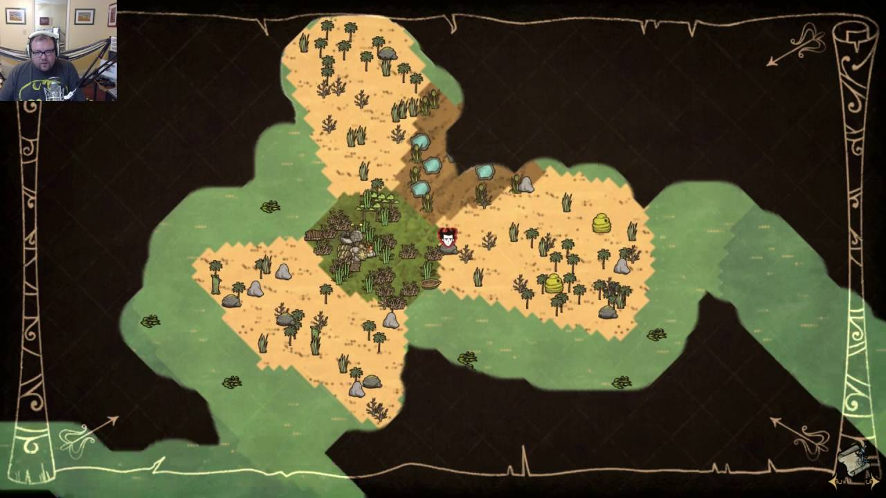 Avidya World Map.Don T Starve Shipwrecked Stream Like Kings E3 Youtube