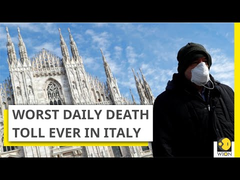 Coronavirus Outbreak: Italy reports worst daily death doll ever, 919 deaths in one day