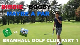 BIRDIES - BOGEYS - MAYBE EVEN A PAR BRAMHALL STABLEFORD MATCH PART 1 thumbnail