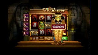 NEW: EGYPT JACKPOT! Feel the thrill of being a millionaire!