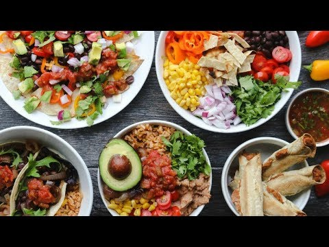 5 Mexican Inspired Vegan Meals for Under $5