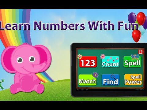 123 Numbers for Kids - Learning games – Apps on Google Play