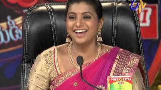 Jabardasth - జబర్దస్త్ -  Chalaki Chanti Performance on 17th April 2014