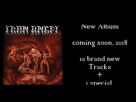 """Iron Angel debut new song  """"The Unnamed One"""" off new album Hellbound..!"""