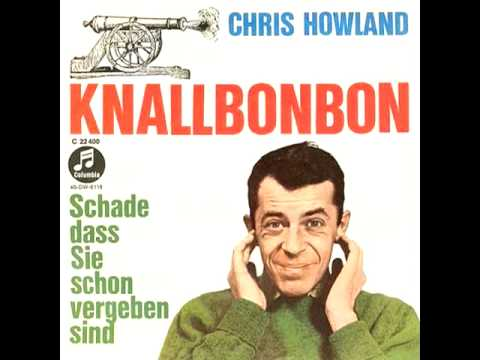 Chris Howland - Knallbonbon - YouTube  Chris Howland -...