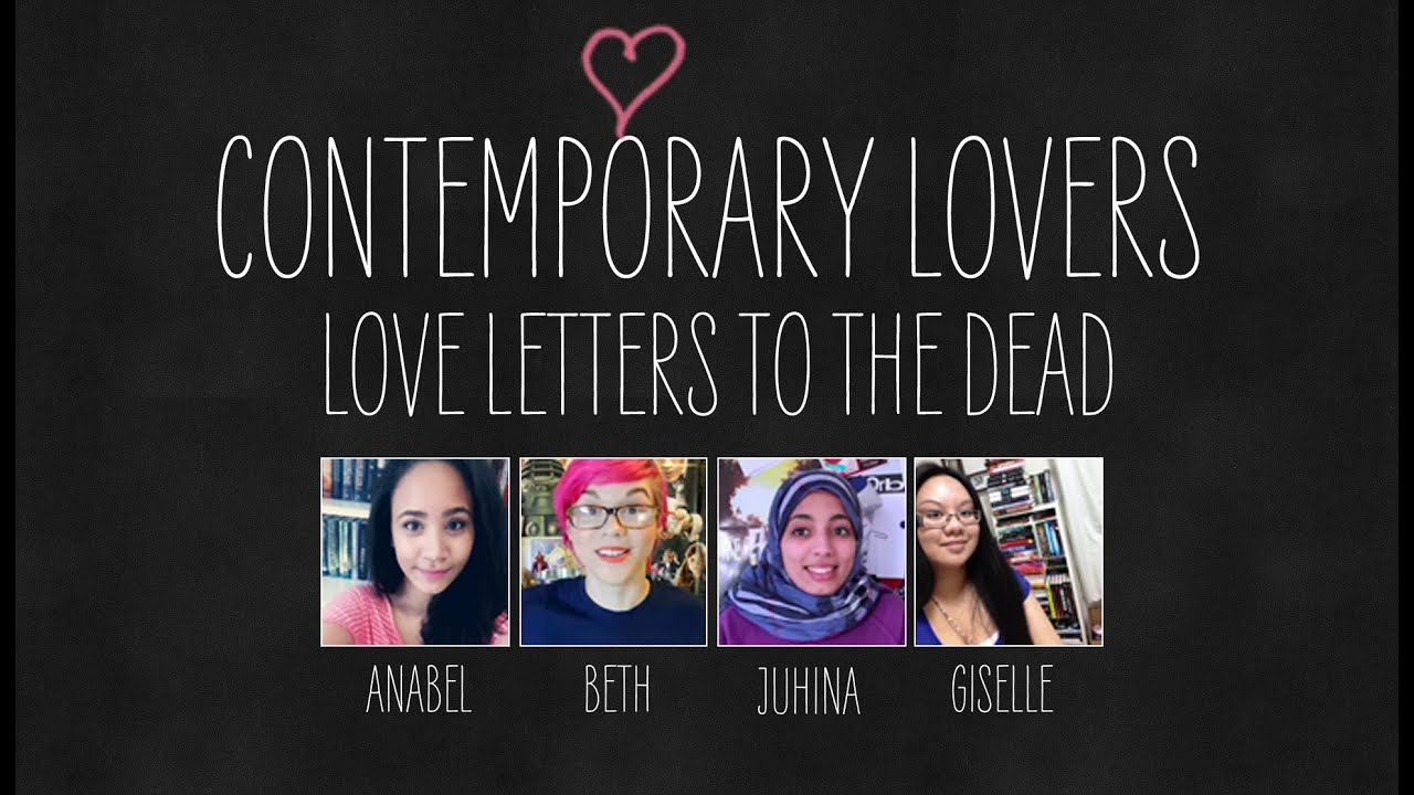 Love Letters to the Dead Liveshow ContemporaryLovers June Read